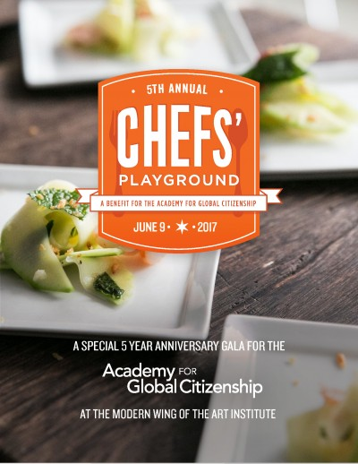 Chefs' Playground June 9th, 2016