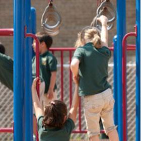 Playground at AGC
