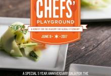 Chefs' Playground June 9th, 2016